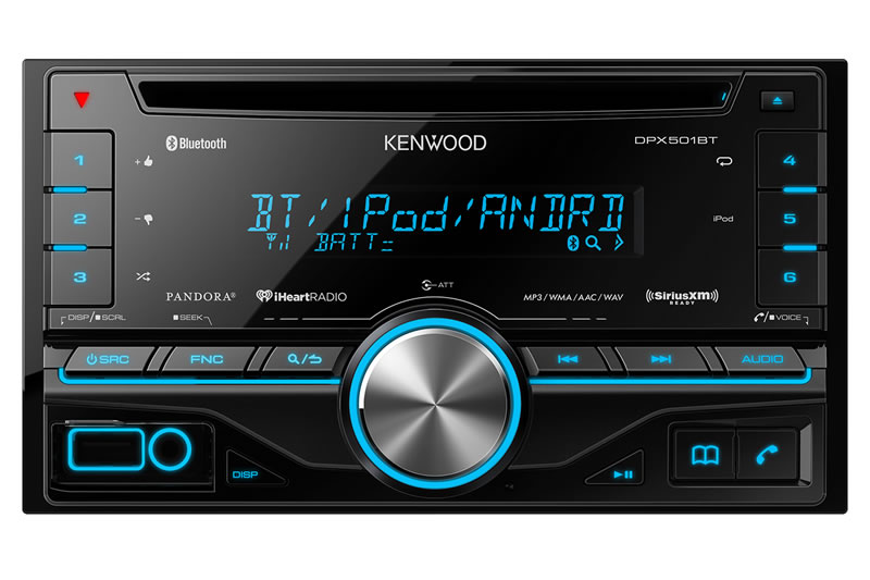 Kenwood dpx501bt cd receiver w bluetooth drops mobile electronics kenwood dpx501bt cd receiver w bluetooth asfbconference2016 Choice Image