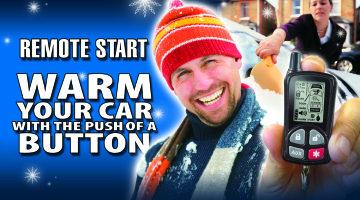 Tis' The Season…To Get A Remote Starter!