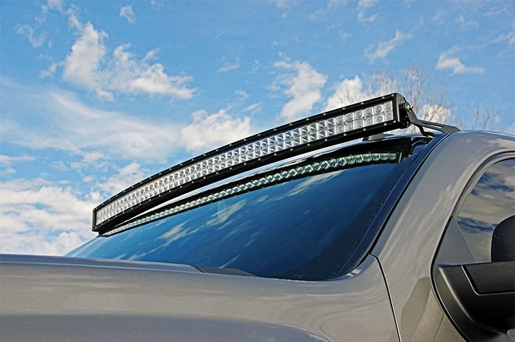 50 cree light bar drops mobile electronics 50 cree light bar mozeypictures Images